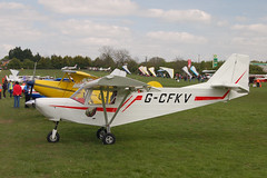 G-CFKV I C P MXP-740 [BMAA HB 579] Popham 020509