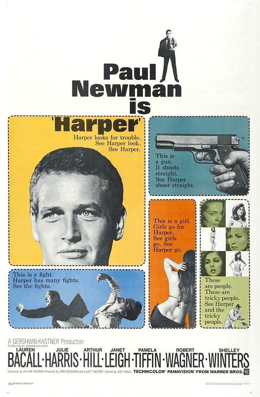 Harper - Poster 1