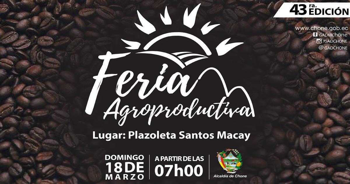 Comercio justo y directo en Feria Agroproductiva