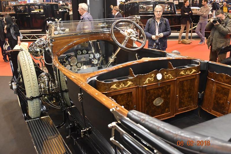 1914 Rolls Royce Silver Ghost o