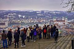 Italienischer Besuch in Passau