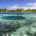 10. Una de las islas más bonitas de Maldivas rodeada por corales