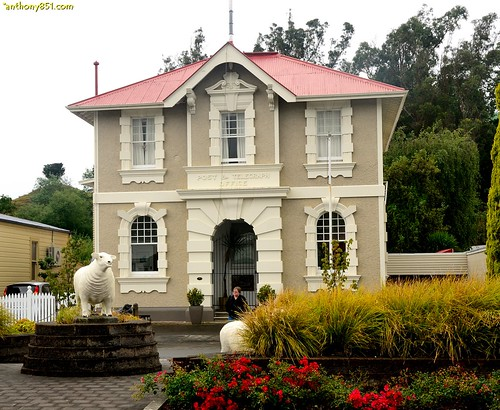 Hunterville Post and Telegraph Office