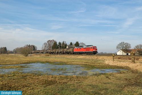 DB 233 452 mit GC 50813 Großenkneten - Nienburg