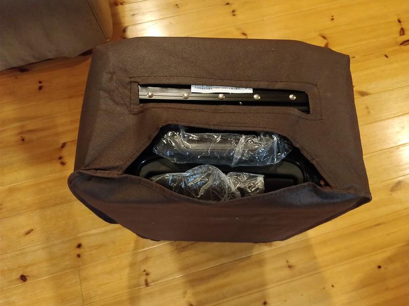ASVOGUE スーツケース (2)