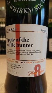 SMWS 68.13 - Tipple of the truffle hunter