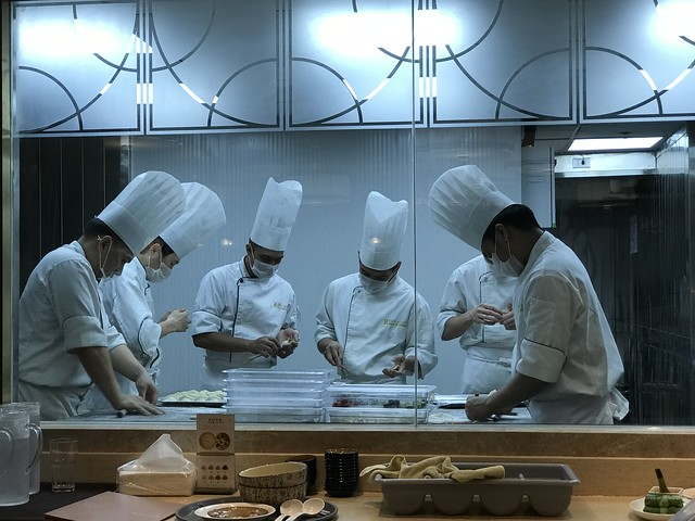 Paradise Dynasty---- xiao long bao preparation