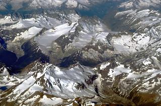 Central Niut Range