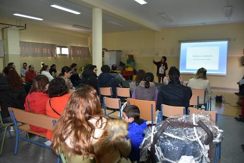 Jornada de Puertas Abiertas Colegio Vicente Aleixandre