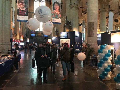 Cloudbuster Rond Bedrukt Pieterskerk Leiden