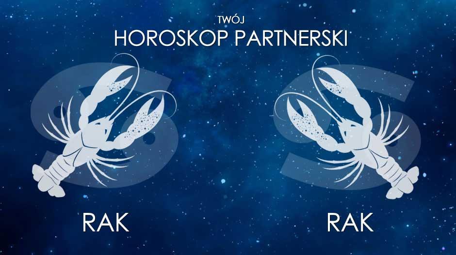 Horoskop partnerski Rak Rak
