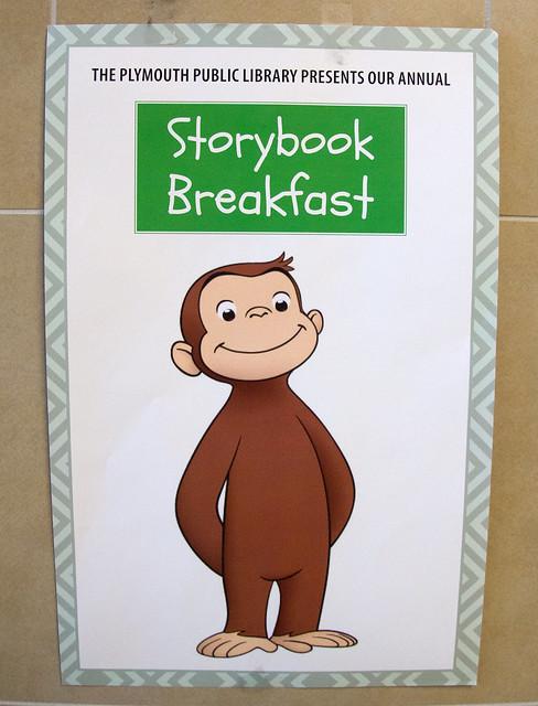 Storybook Breakfast 2018