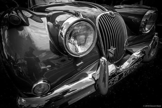 1958 Jaguar XK150 [Explored] ©2018 Steven Karp