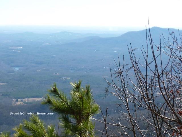 Winter Hiking at From My Carolina Home