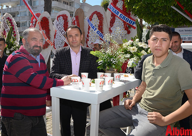 Mustafa Bağışlar, Hasan Sevindi, Resulcan Ayniz