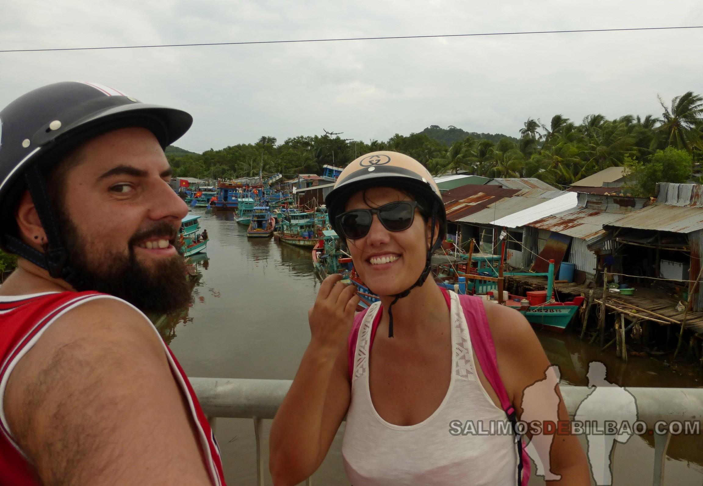 0119. Katz y Saioa, Phu Quoc