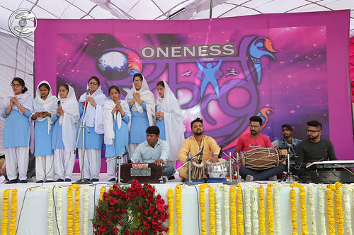 Devotional song by Namrata Gandhi from Yamuna Nagar