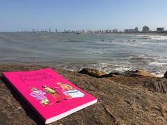 Sat, 03/10/2018 - 12:43 - Enjoying the sun in Mar del Plata #Argentina #Fart2018.