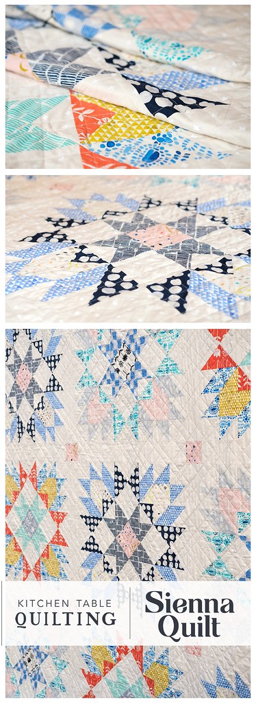 Sienna Quilt - Kitchen Table Quilting