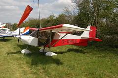 G-CBVS Best Off Skyranger [BMAA HB 234] Popham 020509