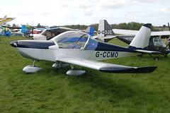 G-CCMO Evektor EV-97 [PFA 315-14155] Popham 020509