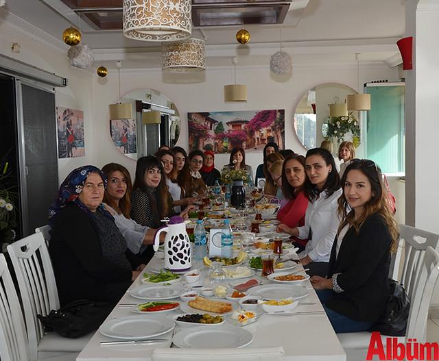 AGC 8 MArt Dünya kadın Emekçiler Günü kahvaltı -6