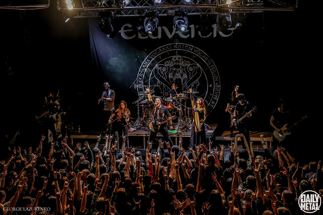 Eluveitie live in Kyiv 2018