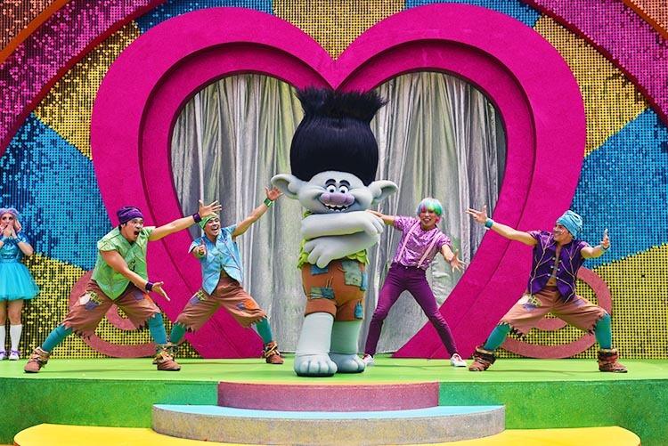 TrollsTopia Musical Show