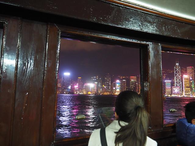 P2086006 香港スターフェリー( Star Ferry Pier/天星碼頭):チムサーチョイ(尖沙咀) 乗り方 ひめごと 香港 hongkong