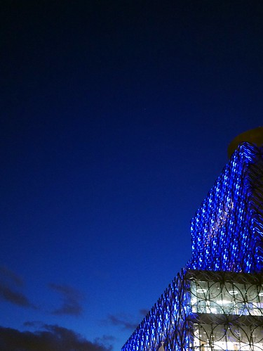 Blue Birmingham