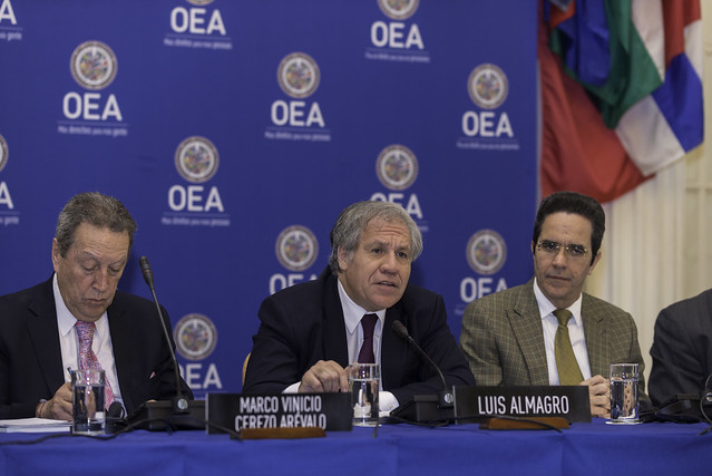 OAS and IIN Present Report on Children's Rights on the Internet