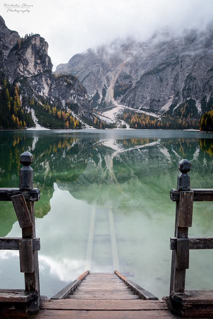 Italy | Lago di Braies