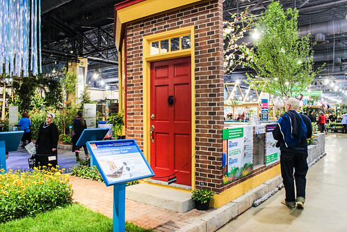 'Home Green Home' at The Philadelphia Flower Show