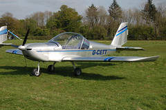 G-CETT Evektor EV-97 [2007-3006] Popham 020509