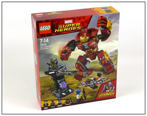 LEGO 2018 Marvel Super Heroes Avengers Infinity War box 07