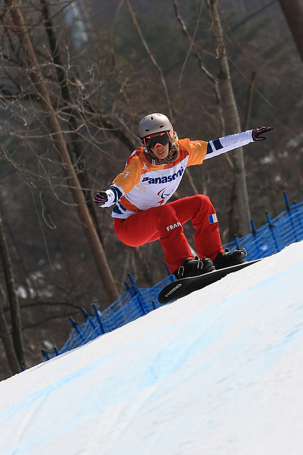 PyeongChang2018 - 12 mars / Para Snowboard