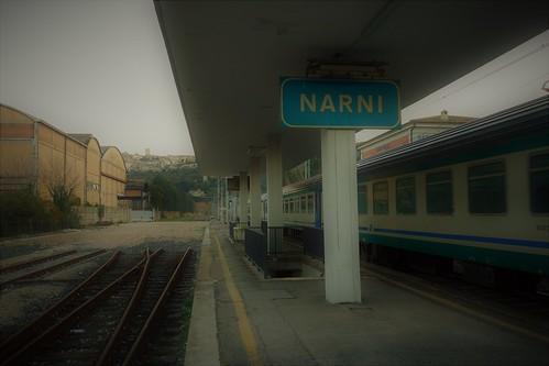 Narni Station - Narni Scalo, Umbria, Italy