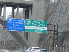 Welcome to New Jersey, New Jersey Turnpike