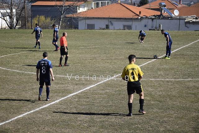 Αστέρας Τριποτάμου - ΑΕ Καψόχωρας 6-1 11/3/2018