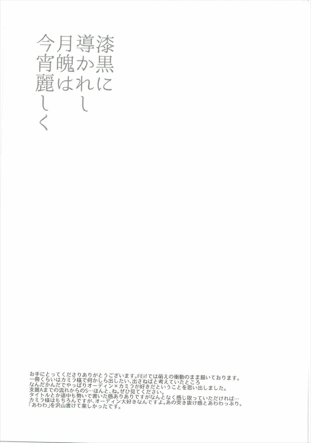 Hình ảnh  in Shikkoku ni Michibikareshi Geppaku wa Koyoi Uruwashiku