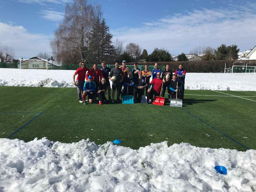 2018/03 Training M40 - Lausanne