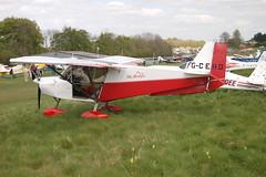 G-CEHD Best Off Skyranger [BMAA HB 520] Popham 020509