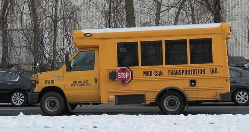 Mar-Can Transportation MW-87