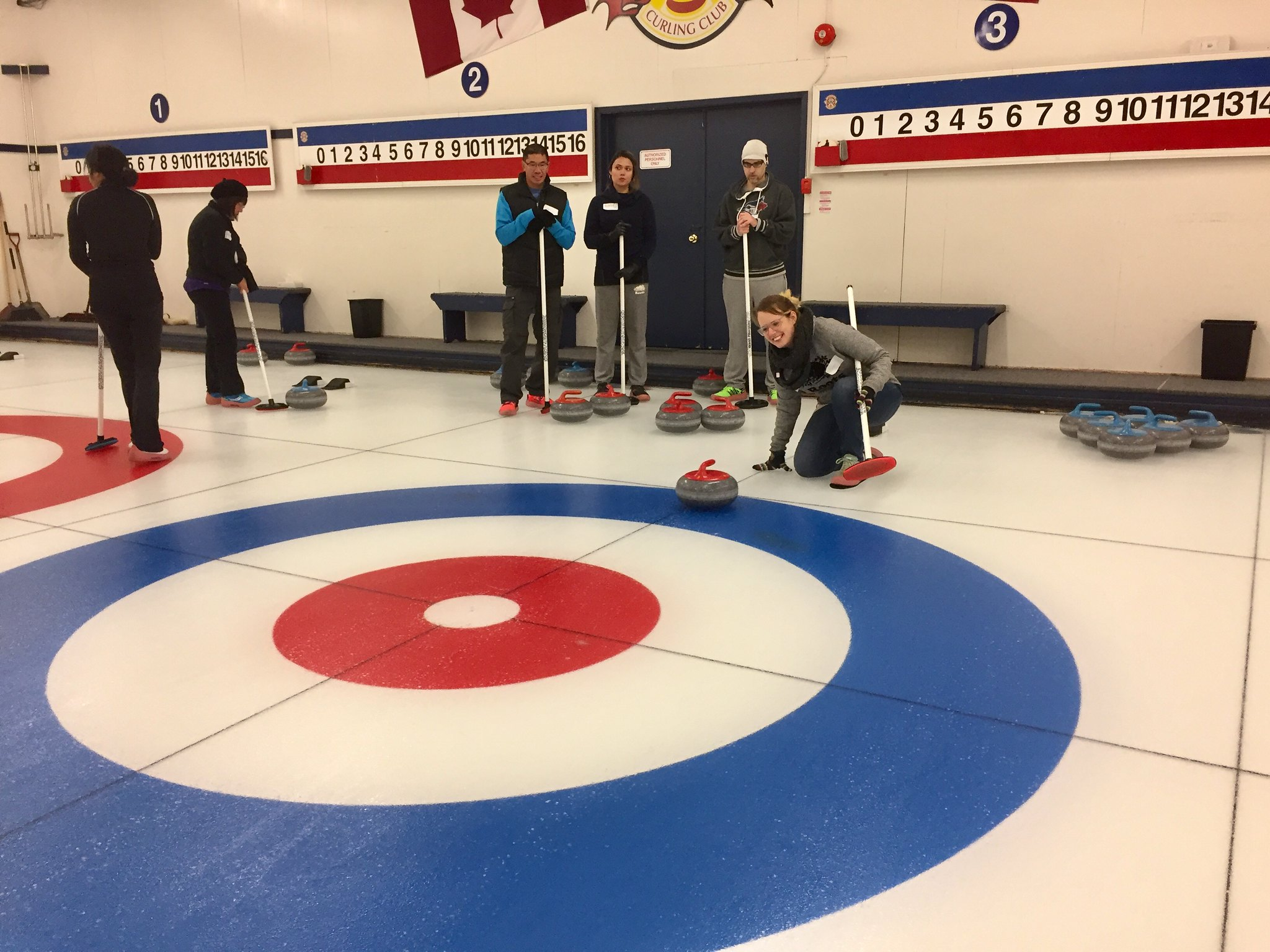 An introduction to curling at Unionville Curling Club