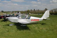G-DDDD Evektor SportStar [2007-2907] Popham 020509