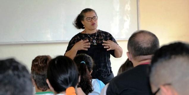 Mudança de comando no Ministério Público em Óbidos, Lilian Braga, promotora de justiça