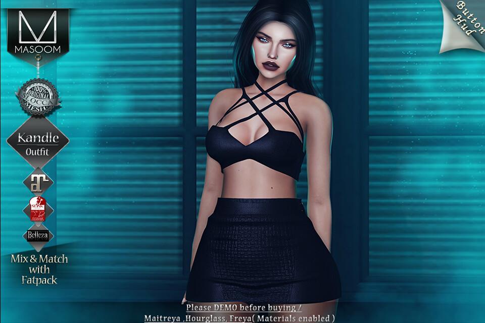 [[Masoom]] Kandle outfit @ Cosmopolitan - TeleportHub.com Live!