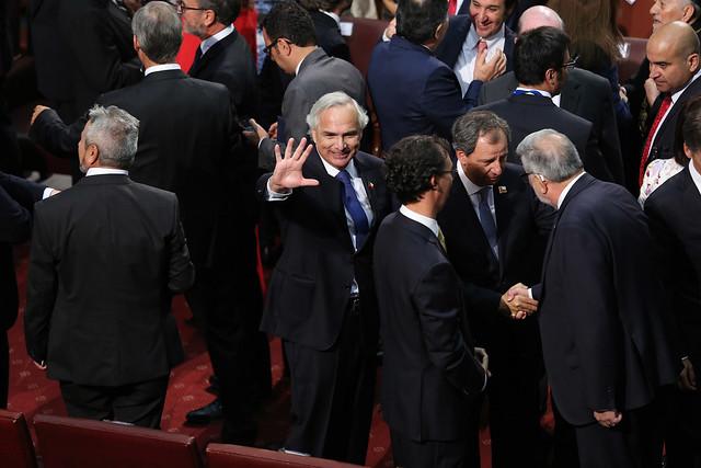 Ceremonia de Traspaso de Mando Presidencial | 11.03.18