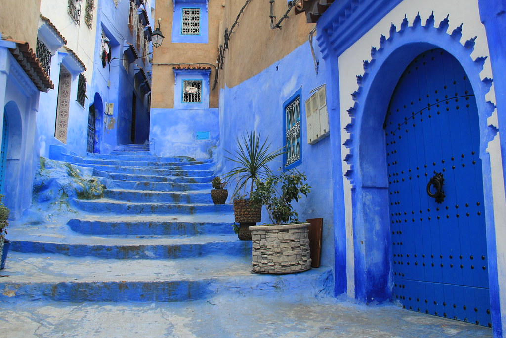 Chefchaouen – Morocco's Blue Town