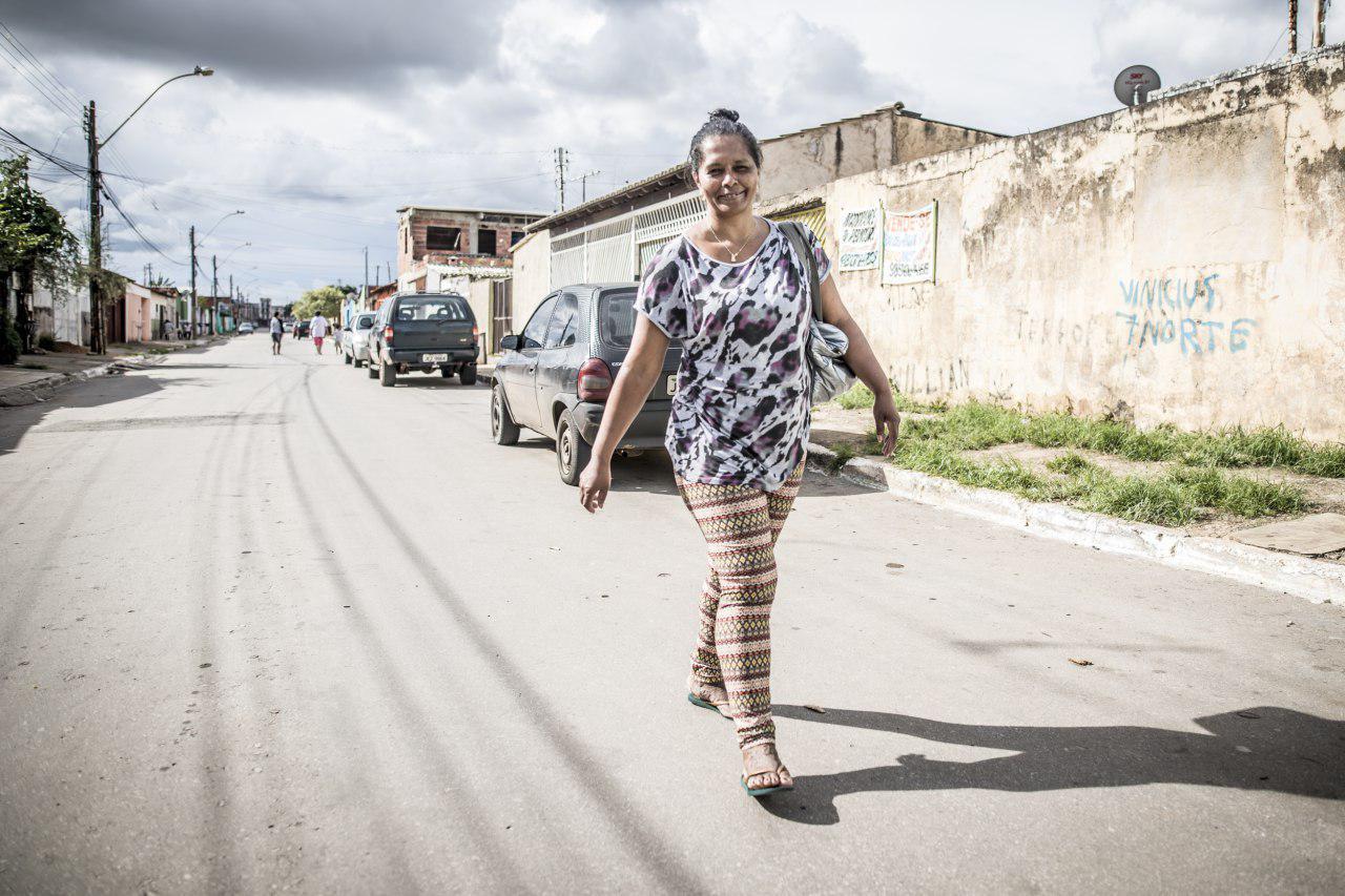 """Marinéia Lopes: periferias, bicos e a ideia de """"mulher multiuso"""""""